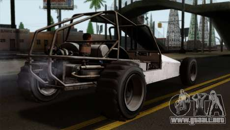 GTA 5 Dune Buggy para GTA San Andreas left