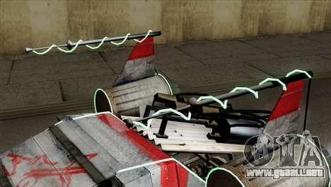 GTA 5 Space Docker IVF para la visión correcta GTA San Andreas