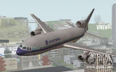 Lookheed L-1011 Eastern Als para GTA San Andreas