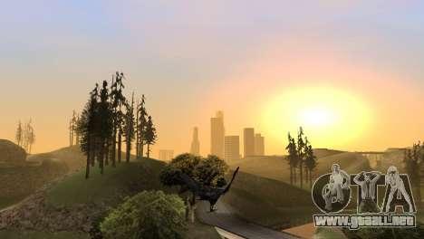 La oportunidad de jugar para aves v2 para GTA San Andreas séptima pantalla