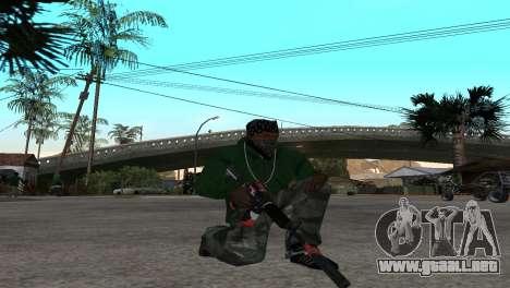 M4 Cyrex из CS:GO para GTA San Andreas