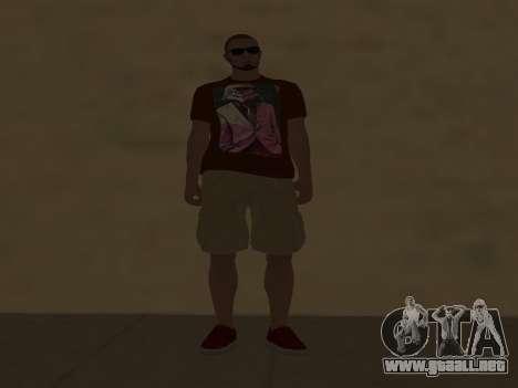 ALEX&GRIN Skin para GTA San Andreas