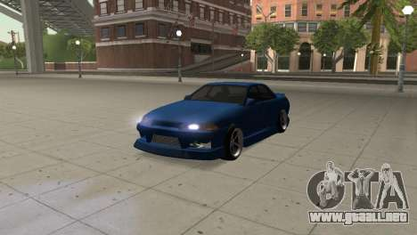 Nissan Skyline R32 Sedan para GTA San Andreas