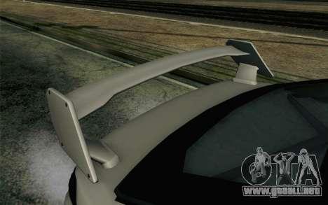 GTA 5 Karin Kuruma v2 Armored SA Mobile para la visión correcta GTA San Andreas