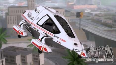 Shuttle v2 Mod 2 para GTA San Andreas
