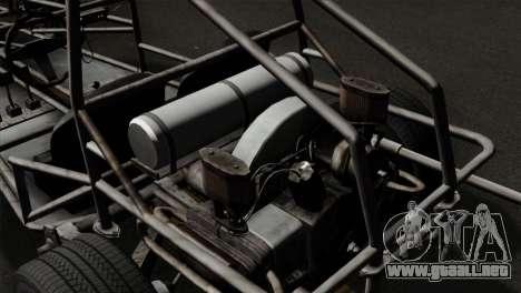 GTA 5 Space Docker SA Mobile para la visión correcta GTA San Andreas