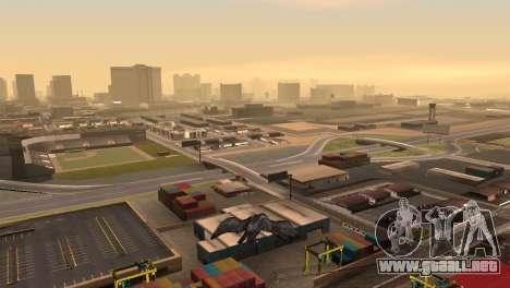 La oportunidad de jugar para aves v2 para GTA San Andreas tercera pantalla