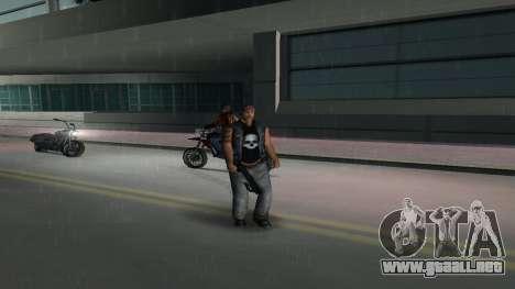 Nuevas armas, las pandillas para GTA Vice City tercera pantalla