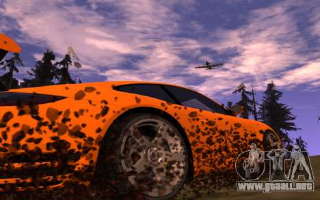 Greenlight ENB v1 para GTA San Andreas tercera pantalla