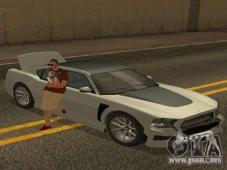 ALEX&GRIN Skin para GTA San Andreas segunda pantalla