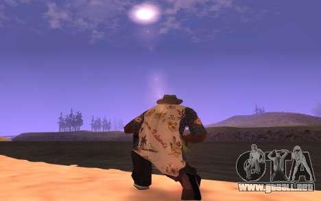 Greenlight ENB v1 para GTA San Andreas segunda pantalla