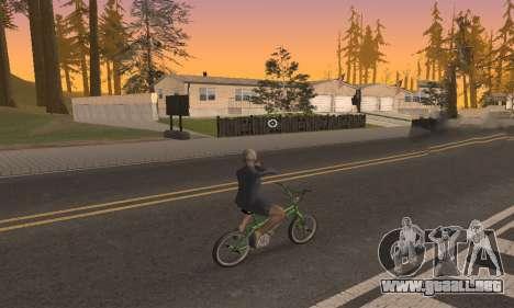 CLEO Drive By para GTA San Andreas segunda pantalla
