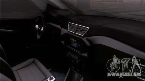 Chevrolet Onix para la visión correcta GTA San Andreas