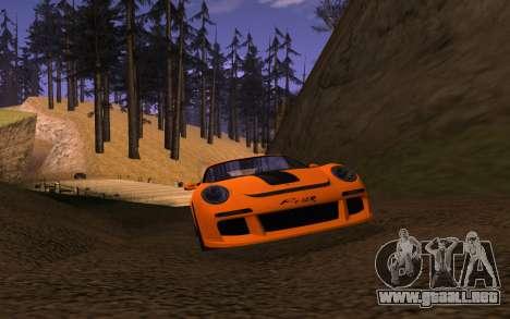 Greenlight ENB v1 para GTA San Andreas