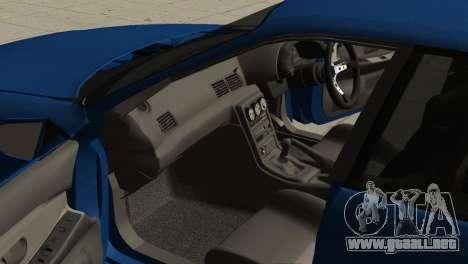 Nissan Skyline R32 Sedan para la visión correcta GTA San Andreas