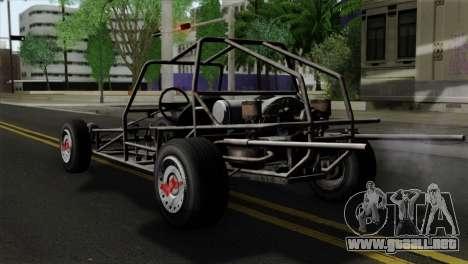GTA 5 Space Docker SA Mobile para GTA San Andreas left
