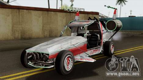 GTA 5 Space Docker IVF para GTA San Andreas