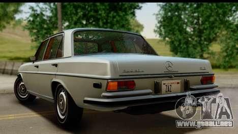Mercedes-Benz 300 SEL 6.3 (W109) 1967 FIV АПП para GTA San Andreas left