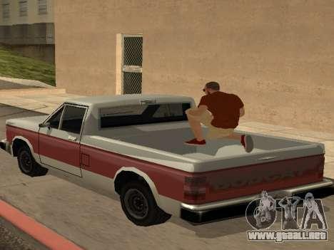 ALEX&GRIN Skin para GTA San Andreas quinta pantalla