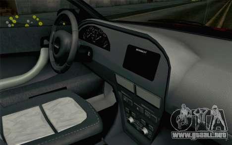 GTA 5 Obey Tailgater v2 SA Style para la visión correcta GTA San Andreas