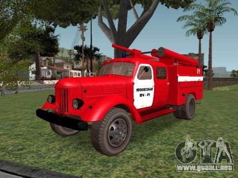 ZIL 164 Fuego para GTA San Andreas