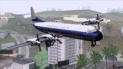 Lockheed L-188 Electra para GTA San Andreas