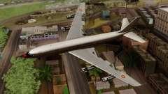 Boeing 707-300 Fuerza Aerea Espanola para GTA San Andreas
