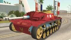 StuG III Ausf. G Girls and Panzer Color Camo