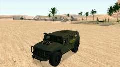 GAZ 2975 para GTA San Andreas