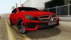 Mercedes-Menz CLS63 AMG para GTA San Andreas