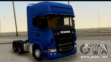 Scania G 4х6 para GTA San Andreas