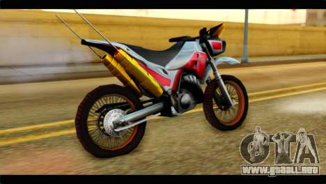 Trychaser 2000 para GTA San Andreas left