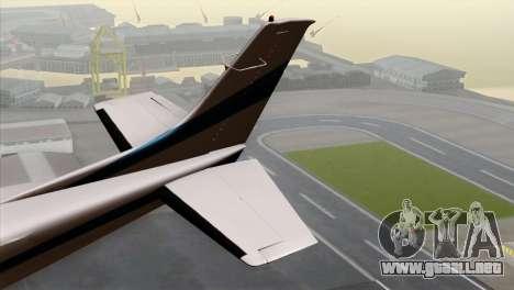 GTA 5 Mammatus para GTA San Andreas vista posterior izquierda