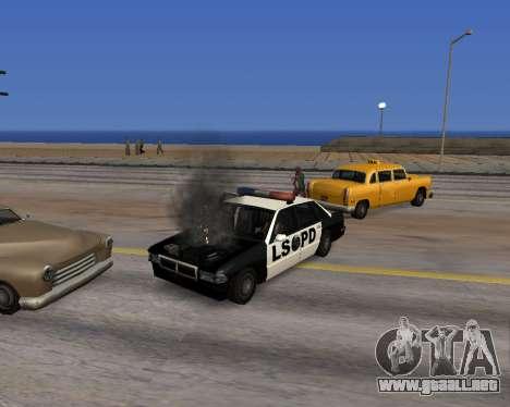 Ledios New Effects v2 para GTA San Andreas twelth pantalla