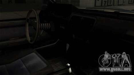GTA 4 Willard II para la visión correcta GTA San Andreas