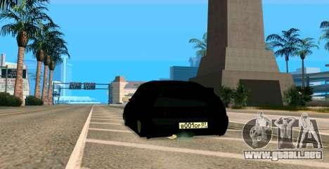 EL USO DE 2112 BUNKER para visión interna GTA San Andreas