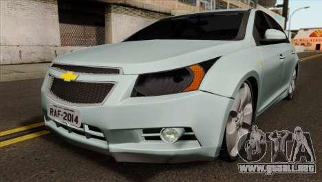 Chevrolet Cruze Hatchback para GTA San Andreas