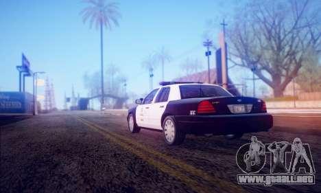 DirectX Test 2 - ReMastered para GTA San Andreas tercera pantalla