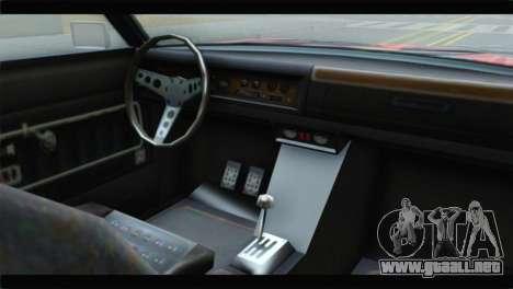 GTA 5 Benefactor Glendale para la visión correcta GTA San Andreas