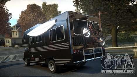 GTA IV Steed Camper para GTA 4 visión correcta