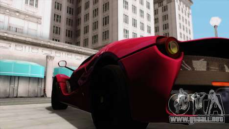 Legit ENB para GTA San Andreas sucesivamente de pantalla