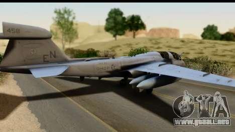 Northrop Grumman EA-6B VAQ-194 Skyshields para GTA San Andreas left