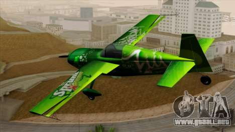 GTA 5 Stuntplane Spunck para GTA San Andreas left