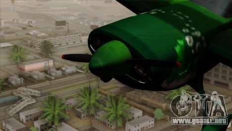 GTA 5 Stuntplane Spunck para la visión correcta GTA San Andreas