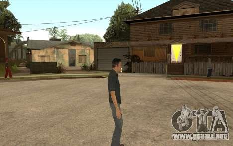 John Tanner DRIV3R para GTA San Andreas tercera pantalla