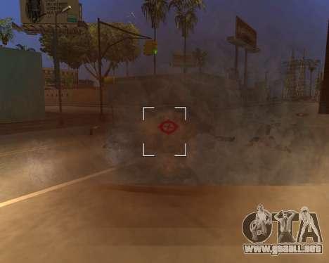Ledios New Effects v2 para GTA San Andreas sexta pantalla