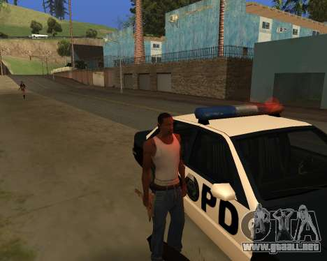 Ledios New Effects v2 para GTA San Andreas séptima pantalla