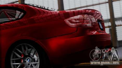 BMW M3 E92 GTS 2012 v2.0 Final para GTA San Andreas left