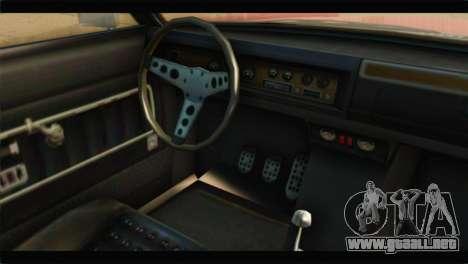GTA 5 Benefactor Glendale IVF para la visión correcta GTA San Andreas