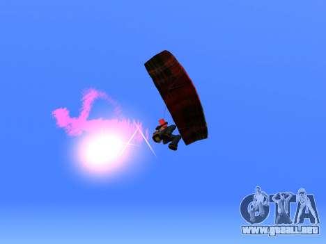 La Bengala Con Paracaídas para GTA San Andreas